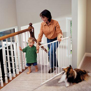 Reja Protectora Escalera Blanco KidCo
