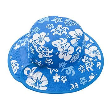 Gorro protección Bebé UV 50+ (Azul Mar) Baby Banz