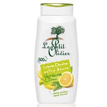 Crema de ducha Verbena Limón (250 ml) Le Petit Olivier