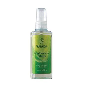 Desodorante de Citrus (130 ml.) Weleda