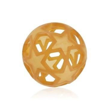 Juguete Mordedor Star Ball (Natural) Hevea