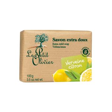 Jabón extra suave Verbena y Limón (100 gr.) Le Petit Oliver