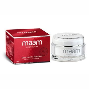 Crema prenatal anti estrías (110 grs.) Maam