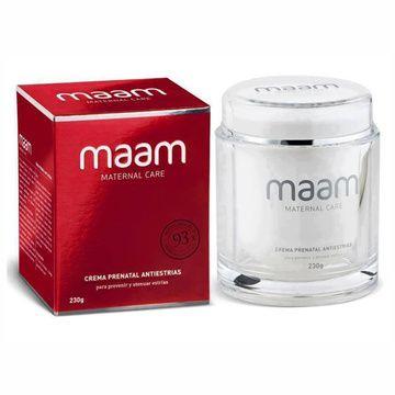 Crema prenatal anti estrías (230 grs.) Maam