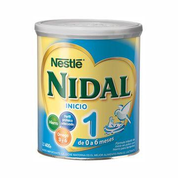 Nidal 1 (400 gr.) Nestlé