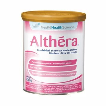 Althéra (450 grs.) Nestlé