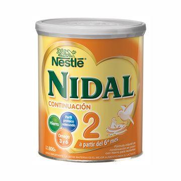 Nidal 2 (800 grs) Nestlé