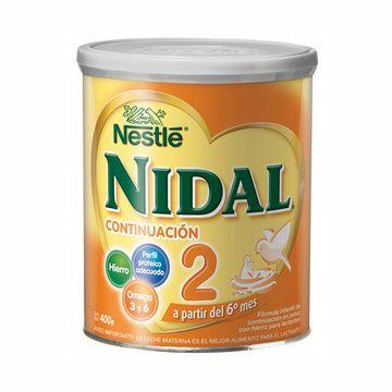 Nidal 2 (400 gr.) Nestlé