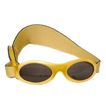 Anteojos de sol UV niños Adventure (Dorados) Kidz Banz