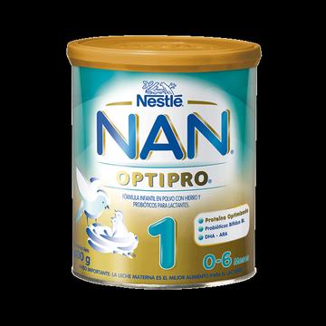 Nan OptiPro 1 (400 grs.) Nestlé