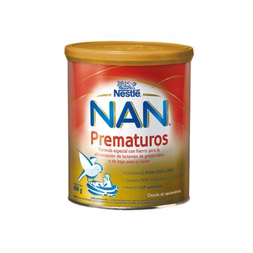 Nan Prematuros (400 grs.) Nestlé