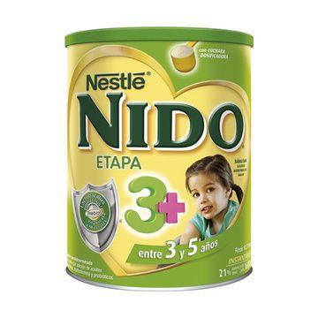 Nido 3+ (1.600 grs.) Tarro Nestlé