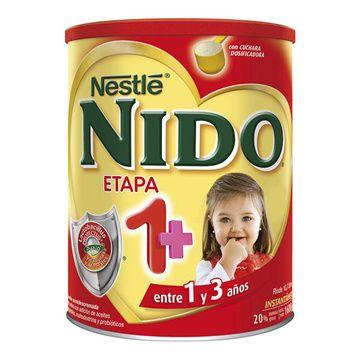Nido 1+ (1600 grs.) Tarro Nestlé
