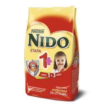 Nido 1+ (800 grs.) Softpack Nestlé
