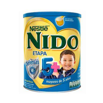 Nido 5 + (1.600 grs.) Tarro Nestlé