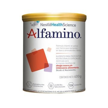 Alfamino (400 grs.) Nestlé