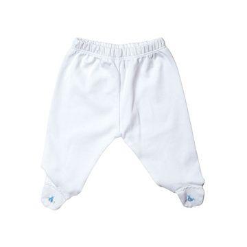 Pantalón Prematuro bordado a mano (Conejito) Lucky Baby