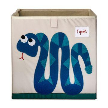 Caja para juguetes Serpiente Azul 3 Sprouts