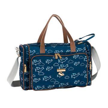 Bolso Maternal Anne Colección Aviones Masterbag Baby
