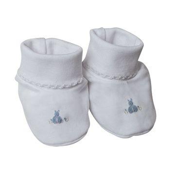 Zapatos niño recién nacido bordado a mano Lucky Baby