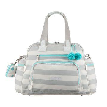 Bolso Maternal Everyday Colección Candy Colors Menta Masterbag Baby