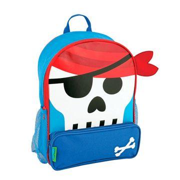 Mochila Colegio Sidekick Pirata Stephen Joseph