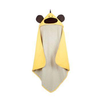 Toalla Mono amarillo 3 sprouts