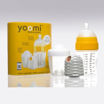 Set Yoomi 3 en 1 (Mamadera 240 ml.)