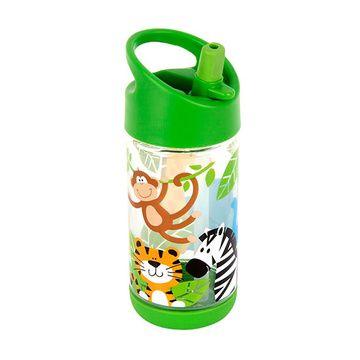 Botella con Bombilla (300 ml.) Flip Top Zoo Stephen Joseph