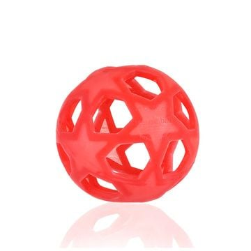 Juguete Mordedor Star Ball Red Hevea
