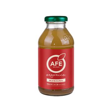 Jugo Manzana Orgánica (24 x 300 ml) Afe