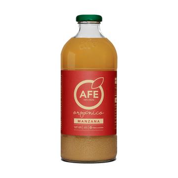 Jugo Manzana Orgánico (12 x 1 lt.) Afe
