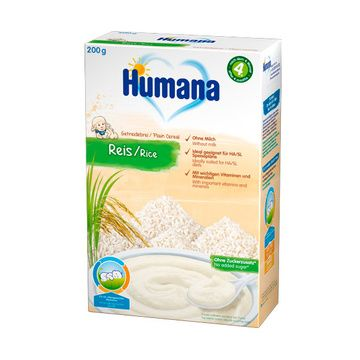 Cereal HA (Arroz) Miltina Humana