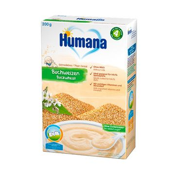 Cereal HA (Trigo Sarraceno) Humana