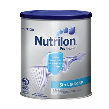 Nutrilon Sin Lactosa (400 gr) Nutricia