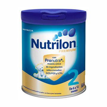 Nutrilon Premium Etapa 2 (800 gr) Nutricia