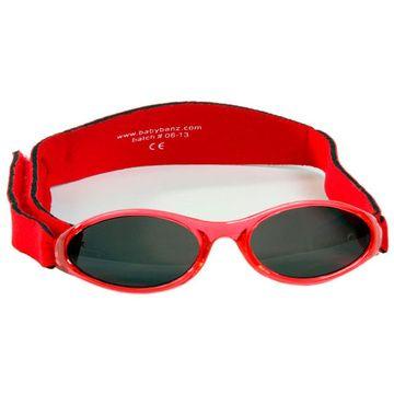 Anteojos de sol UV bebés Adventure (Rojo) Baby Banz