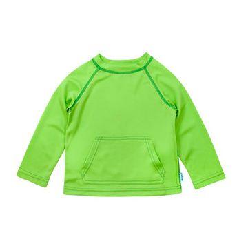 Polera Breatheasy con Filtro 50+ (Verde) Iplay