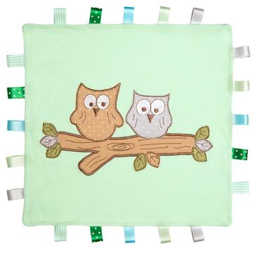 Tuto Etiqueta (Mint Owl) Slumbersac