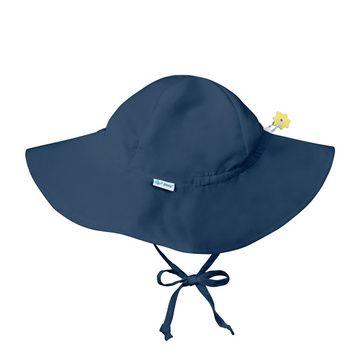 Sombrero Solid Brim (Azul Oscuro) Iplay