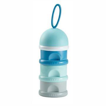 Dosificador Leche polvo Apilable (Azul) Béaba