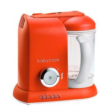 Procesador Babycook Robot 4 en 1 (Rojo) Béaba