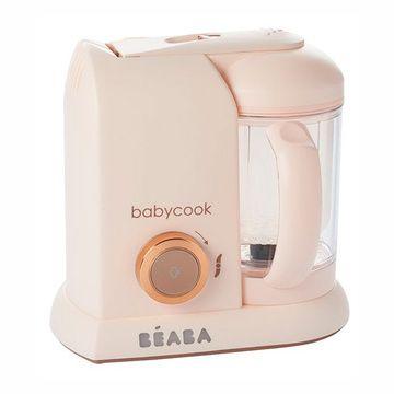 Procesador Babycook Robot 4 en 1 (Macaron Rosa) Béaba