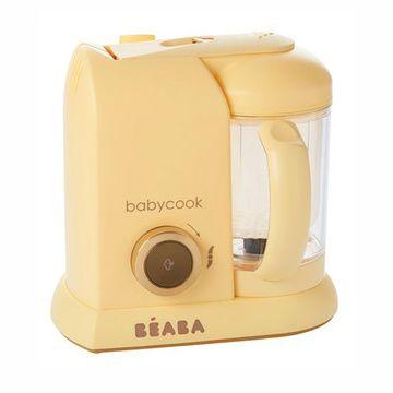 Procesador Babycook Robot 4 en 1 (Macaron Vainilla) Béaba