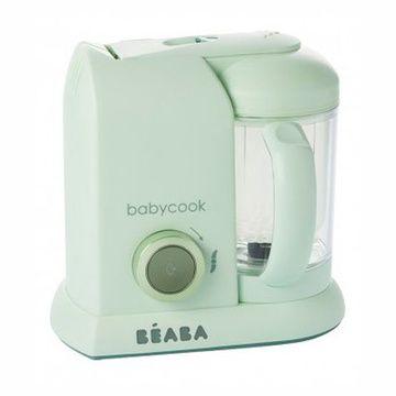 Procesador Babycook Robot 4 en 1 (Macaron Verde Jade) Béaba