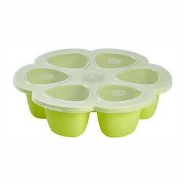 Envase Silicona Comida (150 ml) Verde Béaba