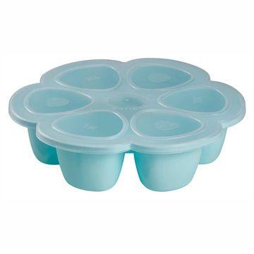 Envase Silicona Comida (150 ml) Azul Béaba