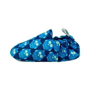 Zapatos Mini Shoes Búhos Mezclilla Poco Nido