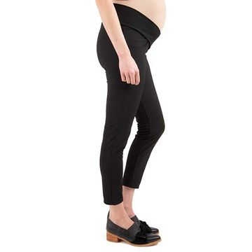 Pantalón Maternal Pipa (Negro) Madremía