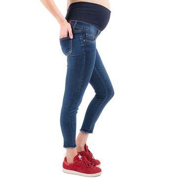 Jeans maternal Pitillo (Soft) Madremía